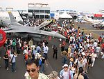 American airpower on display