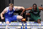 Falcons Conclude Competition at Air Force Open