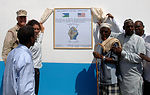 Servicemembers celebrate school dedication in Djibouti