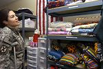 Holiday generosity in motion for wounded warriors