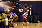 Harlem Globetrotters share the magic