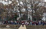 Santa brings holiday cheer to Arnold party