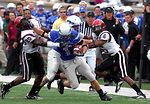 Football: Bowl-bound Falcons dominate regular season finale