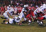 Falcons self destruct in 34-31 loss