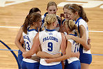 Volleyball: Falcons suffer tough losses