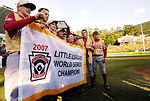 Little League World Series champs take fame in stride