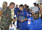 Airmen in Moscow reach out to children