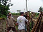 Airman support local community at Manta FOL