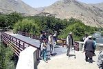 U.S., Parwan governments build 'bridge to future'
