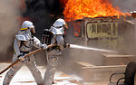 AF, Army firefighters