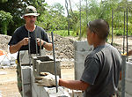 Alaskan team build school in Honduras