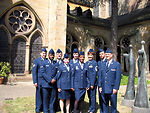 Spangdahlem Airmen take part in World Day of Peace