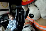 Child becomes pilot for a day at Charleston