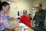 From Iraq to Wilford Hall, nurse, patient meet again