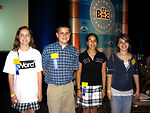 Air Force teens participate in national spelling bee