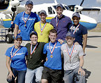 Wings of Blue wins 1st national title