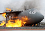 Aircraft Fire Training Site
