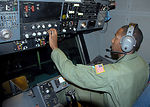 KC-10 crew performs humanitarion mission