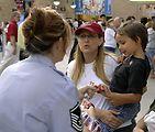 Sacramento Rivercats host Air Force Week event