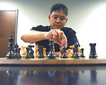Pope senior NCO wins interservice chess tourney