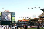 Anniversary baseball begins around the world journey