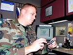 Air transportation career field beneficiary of mobile learning initiative
