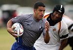 AF rugby team wins third straight Armed Forces title