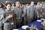 New Academy cadets learn dining 'traditions'