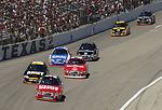 NASCAR thrills