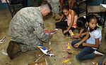 New Horizons Airmen spend day at Panamanian school