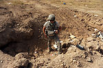 Explosive ordnance Airmen clear the way for Afghan National Army