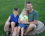 Single-parent dads deal positively with deployment