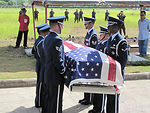 U.S., Philippine officials provide final resting place for Airman