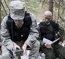 Airmen train for cold weather survival