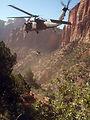 Nellis Airmen rescue fallen climber