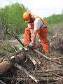 Reserve Airmen begin work on Boy Scout Jamboree site