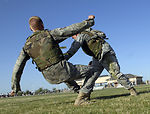 Luke Airmen train for combat