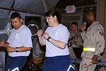 CENTAF Band performs unscheduled concert at Bagram