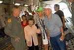 WWII veterans tour Hickam