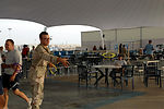 Expeditionary Wing celebrates Independence Day in Middle East
