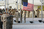 Expeditionary Wing celebrates Independence Day