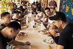 Airmen bring smiles to Thai orphans