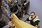 Ellsworth Airmen participate in training with local sheriff's department