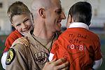 Ellsworth Airmen return home
