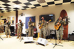 'Celtic Aire' performs in Southwest Asia