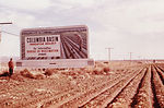 This 1976 photograph of a billboard in Oregon was