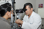 Ophthalmology surgeons employ cutting-edge technology