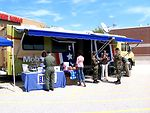 USO takes to the road in new mobile canteens