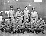 B-24 gunner receives Purple Heart for heroism in WW II