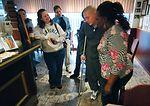 Volunteer organization lifts spirits of wounded veterans